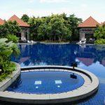 ESPA Singapore beach villa